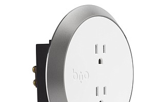 Weekly Innovation: A Smart Power Outlet That Can't Shock You