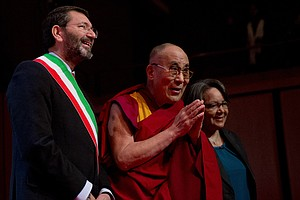 Vatican, Citing 'Delicate Situation,' Rejects Dalai Lama Meeting With Pope