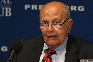 Dingell Admitted To Hospital, One Day After Casting Last ...