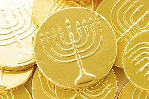 Hanukkah History: Those Chocolate Coins Were Once Real Tips