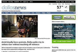 Black Fraternities And Sororities Split On Protest Policy