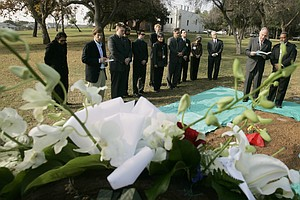 LA's Unclaimed Dead Receive Prayers, And A Final Resting ...