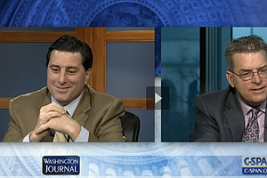Brothers On C-Span Divided By Politics, United In Mortifi...