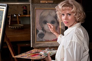 The Eye-Opening Saga Of Walter And Margaret Keane, Now On...