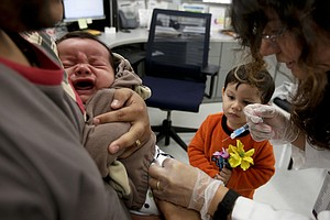 California Whooping Cough Infections Run High Among Latin...