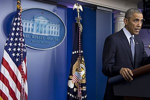 Obama's Wide-Ranging, Year-End News Conference