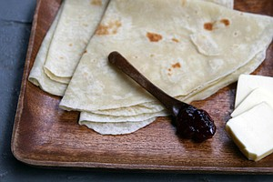 For Norwegian-Americans, Christmas Cheer Is Wrapped Up In Lefse