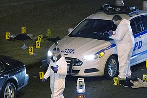 Gunman Made Anti-Police Posts Before Killing NYPD Officers