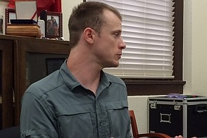 Army General To Determine Fate of Bowe Bergdahl