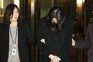 Ex-Korean Air Executive Arrested Over 'Nut Rage' Incident