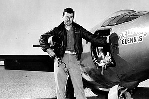 Pilot Chuck Yeager Dies At 97, Had 'The Right Stuff' And Then Some