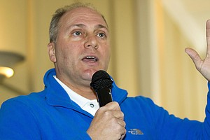 6 Reasons Steve Scalise Will Survive His Speech Scandal