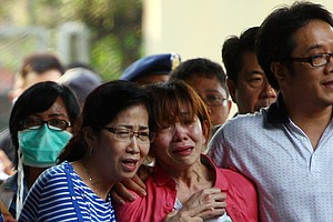 More Bodies, Wreckage, Recovered From AirAsia Flight