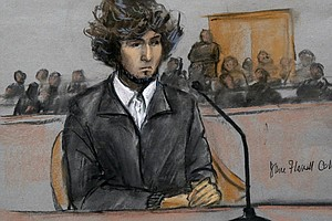 Boston Bombing: 5 Things To Know About The Tsarnaev Trial