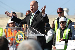 Construction Begins On California's $68 Billion High-Spee...