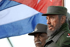 Former Cuban Leader Fidel Castro Dies At Age 90