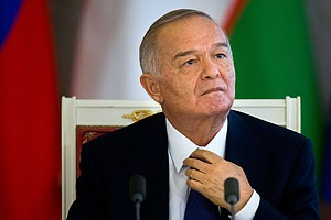 Courted By The U.S. And Russia, Uzbekistan Ignores Critics