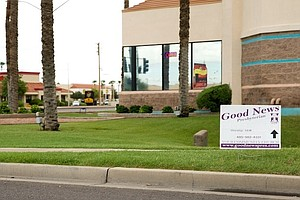 In Battle Over Church Signs, Is Ariz. Town Being 'A Littl...