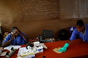 Prediction: All Predictions About Ebola Are Unpredictable