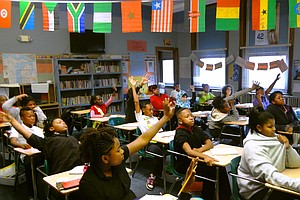 Classroom Reflections On America's Race Relations