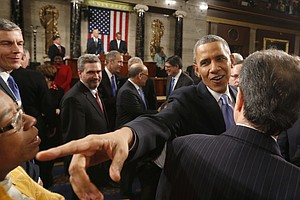 State of the Union Will Tout Progress, But Is The Economy Fixed?