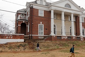 U.Va. Ushers In New Year With Updated Rules For Frat Parties
