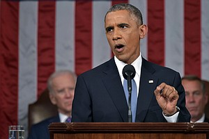 Obama Makes The Case For Middle Class Economics