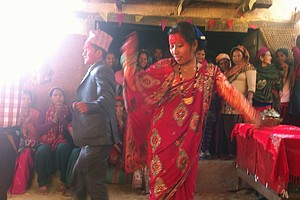You May Think You Can't Dance But Nepalis Will Make You Try