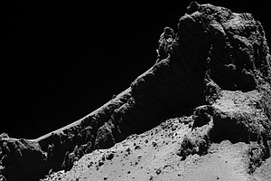 Goosebumps And Gas: New Data From Rosetta Probe Describes Comet