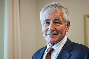 Closing Gitmo 'Going To Be Very Difficult,' Hagel Says