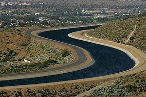 Southern California's Water Supply Threatened By Next Maj...