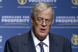 Koch Brothers Put Price Tag On 2016: $889 Million