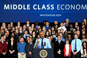 Obama's Budget Proposal Lifts 2013 Caps, Adds Billions In Spending