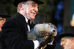 Punxsutawney Phil Scoffs At The Idea Of An Early Spring