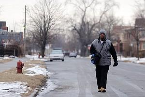 Detroit Man Who Commutes 21 Miles A Day On Foot Will Get ...