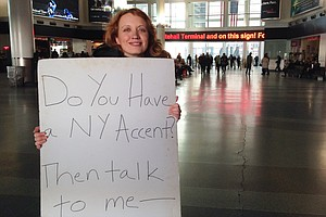 Fuggedabout It: New York Accent On Its Way Out, Linguists Say