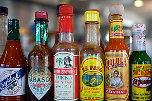 Love Hot Sauce? Your Personality May Be A Good Predictor