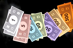 Not Just Monopoly Money: Some Games Ship With Real Cash In France