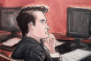 Ross Ulbricht, Accused Of Operating Silk Road, Is Convict...