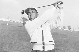 From Caddy To Pro: Golfer Charlie Sifford Dies At 92