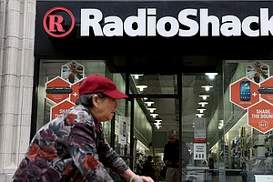 RadioShack, The Electronics Chain, Files For Bankruptcy