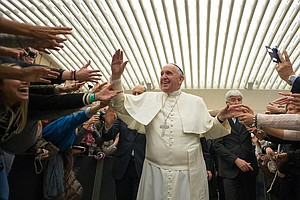 Pope Francis To Address Congress During U.S. Trip, Boehne...