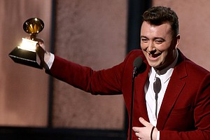 Sam Smith Wins 4 Grammy Awards, Including Song Of The Year