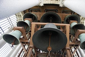 Shake, Rattle And Toll: Berkeley's Bells Play Sounds Of E...