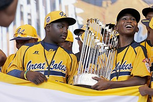 Little League Strips Chicago's Jackie Robinson West Of U....
