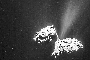 PHOTO: Rosetta Sends 'An Impressive New Perspective' On Comet