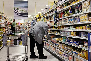 As Commodity Prices Plunge, Groceries May Be Next