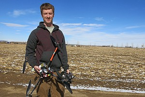 As Rules Get Sorted Out, Drones May Transform Agriculture...