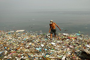 8 Million Tons Of Plastic Clutter Our Seas
