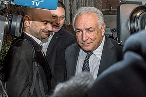 French Prosecutor Asks To Acquit Strauss-Kahn On Pimping Charges